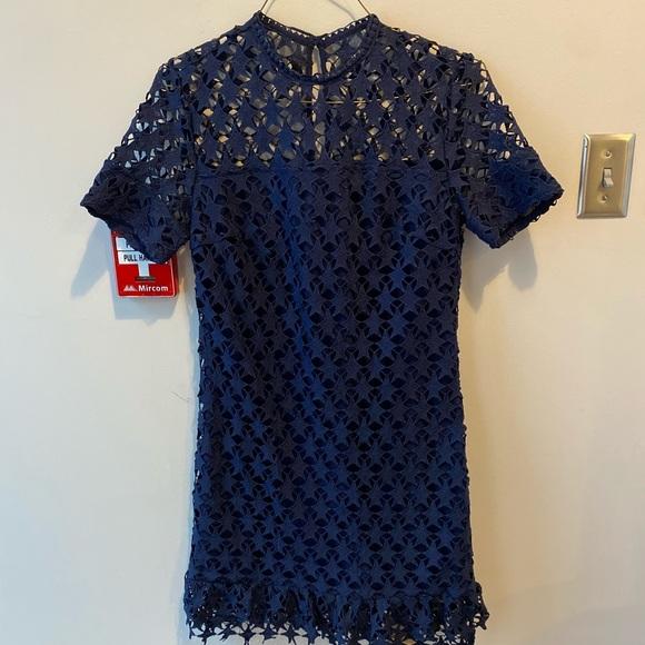 NWT Vici Dolls Star Blue Dress